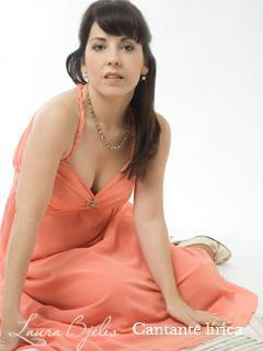 Laura bjelis Soprano | Casamientos Online
