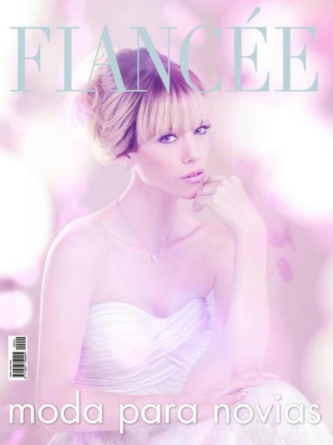 Producción Fiancée - Modelo: Nicole Neumann | Casamientos Online