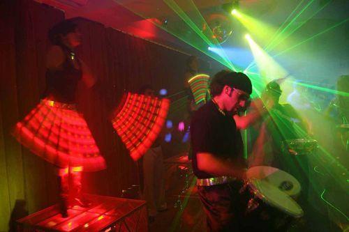 Salon Craigmhor, Salones de fiesta, Efectos de pista | Casamientos Online