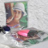 -Mouse + mouse-pad + bolsa de organza + tarjeta personal