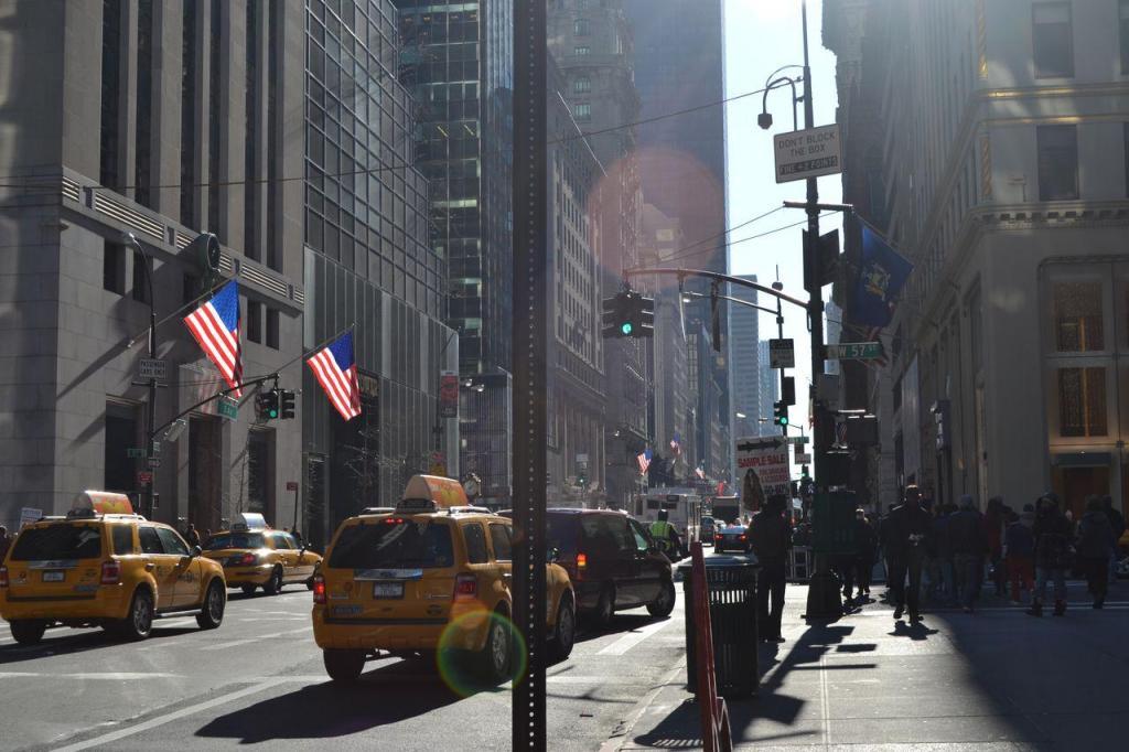 Una novia en New York I