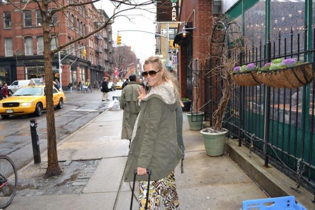 Una novia en New York