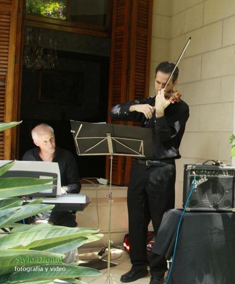 Órgano y violín | Casamientos Online