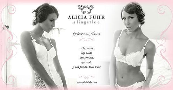 Alicia Fuhr Lingerie | Casamientos Online
