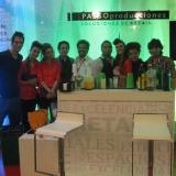 Expo ENR 10 Hotel Hilton, stand Passo Producciones