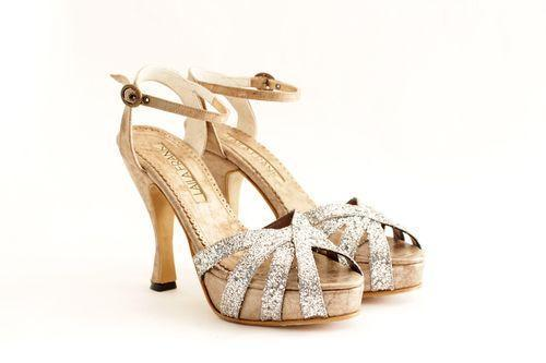 Laila Frank, zapatos, zapatos de fiesta, zapatos de novia | Casamientos Online