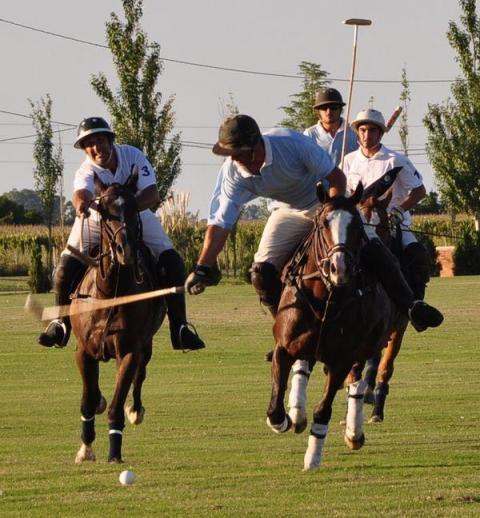 Polo en Puesto Viejo Estancia y Polo Club | Casamientos Online