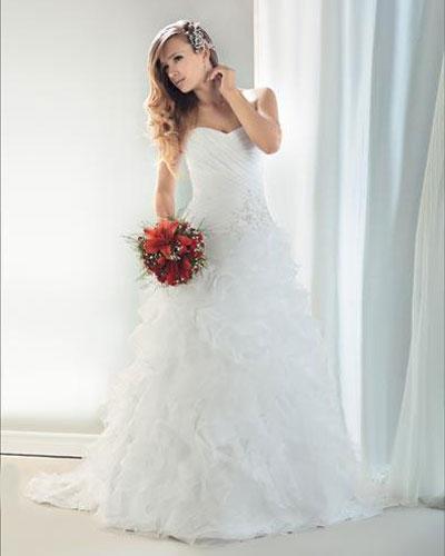 rouge ivoire, vestidos de novias | Casamientos Online