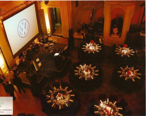 Corporativo - Cena Formal en Salón Imperial | Casamientos Online
