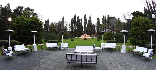 Terraza y Jardín Oeste | Casamientos Online