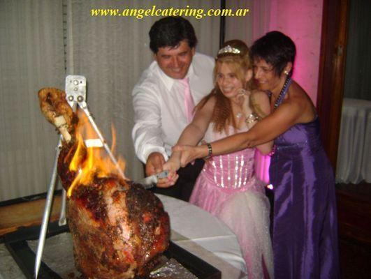 Angel Catering | Casamientos Online