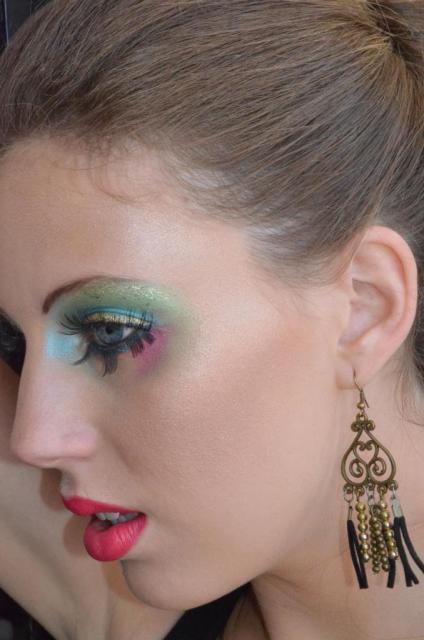 Produccion de maquillaje   Casamientos Online