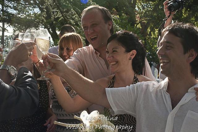 Brindis | Casamientos Online