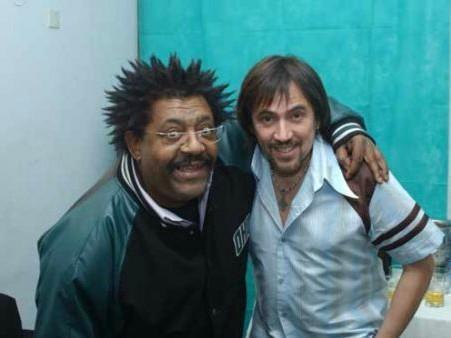 Alejandro Lerner y Ruben Rada en World Music BA