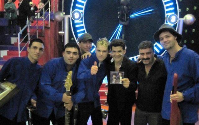 Amar Azul en World Music BA