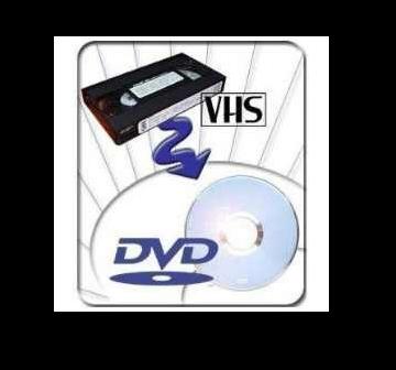 Copias de VHS a DVD