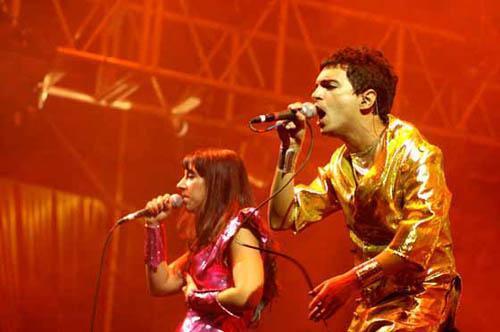Miranda en World Music BA