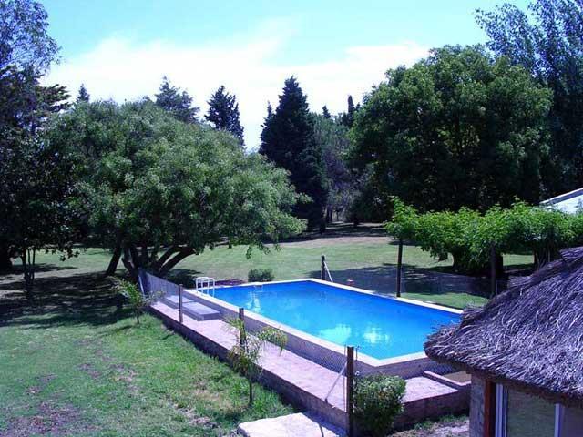 Salón de Campo La Ernestina