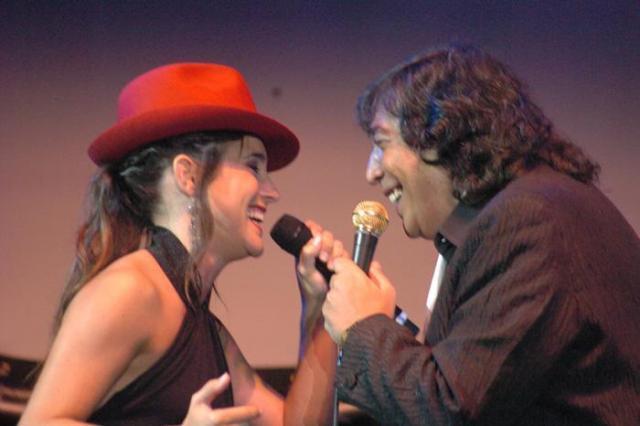 Soledad y Cacho Castaña en World Music BA | Casamientos Online