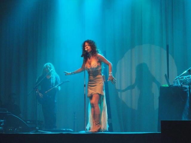 Patricia Sosa en World Music BA | Casamientos Online