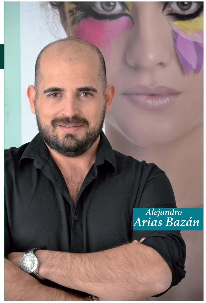 Arias  Bazan (Maquillaje)