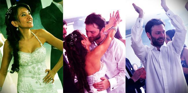 Casamientos reales, Sandra y Leandro
