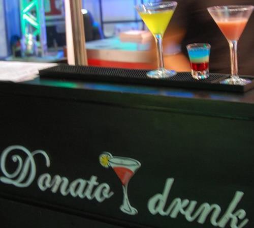 Donato Drinks (Bebidas y Barras de Tragos)