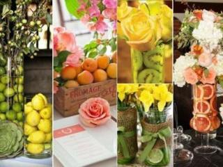 Ideas para ambientar Salones y Caterings