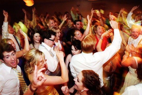 La musica en el casamiento