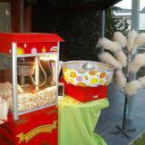Lluvia de algodones (Mesas dulces y cosas ricas)