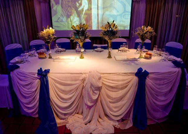 Mesa Principal | Casamientos Online