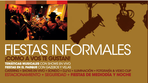 Fiestas Informales