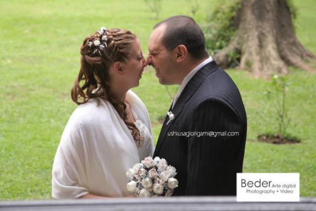 Ushi Usagi (Ramos, Tocados y Accesorios) | Casamientos Online