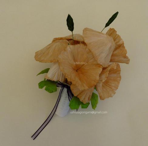 Ramo de novia original. Ramo de hongos. | Casamientos Online