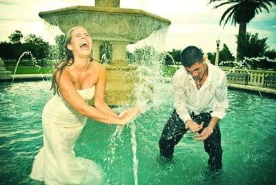 Destruye tu vestido de novia