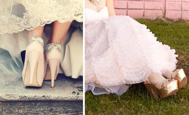 zapatos vs plataformas