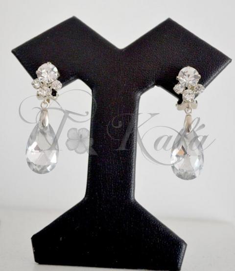 Aros de cristal | Casamientos Online