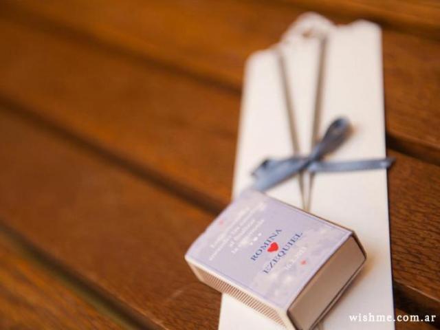 Estrellitas para la boda | Casamientos Online