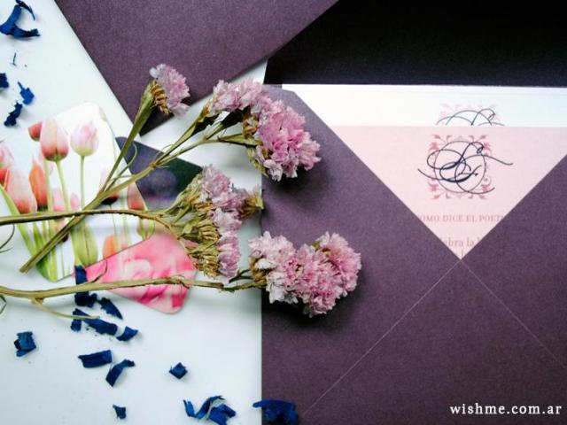Wish - Invitación | Casamientos Online
