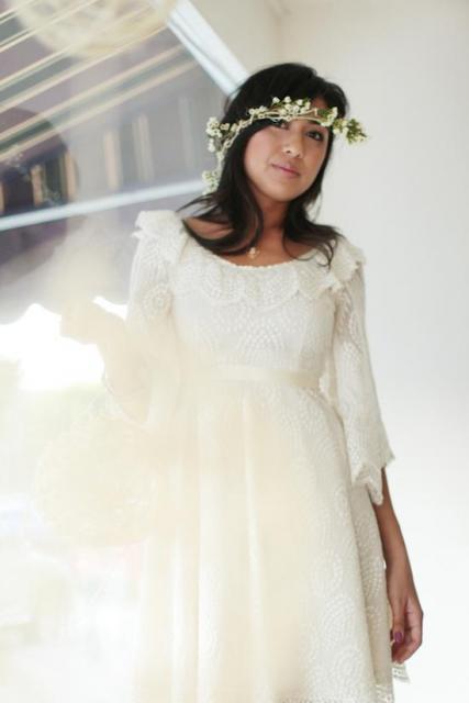 vestido de novia ecofriendly