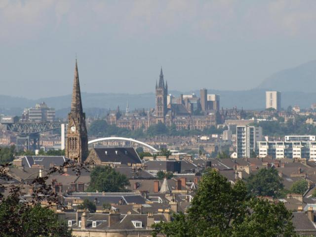 Glasgow Escocia
