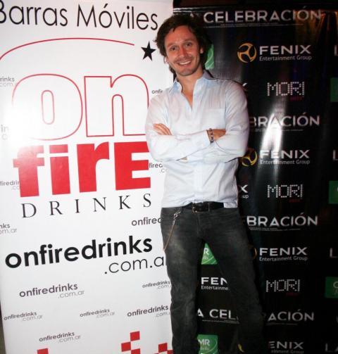 On fire drinks (Bebidas) | Casamientos Online
