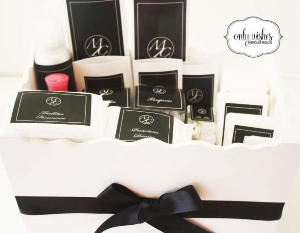 Kit Amenities Damas | Casamientos Online