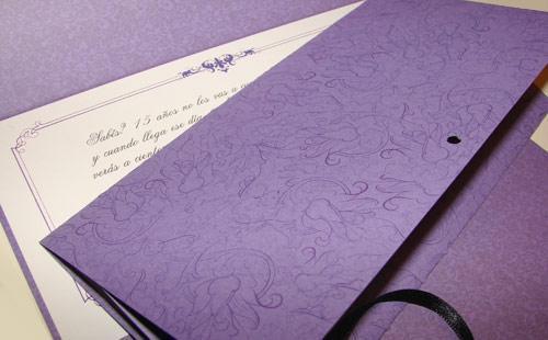 Tarjetas Floreadas 3 | Casamientos Online