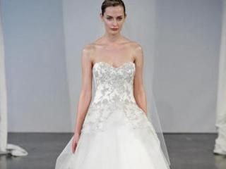 New York Bridal Week 2014 Desfiles