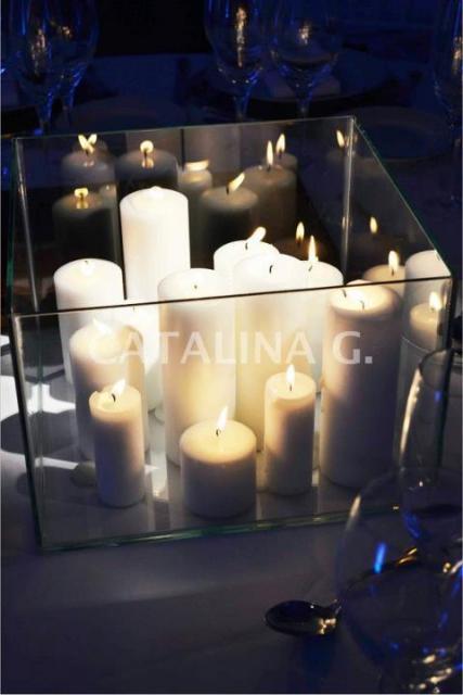 Catalina G. (Ambientación y Centros de Mesa) | Casamientos Online
