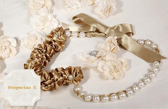 Para una novia romántica