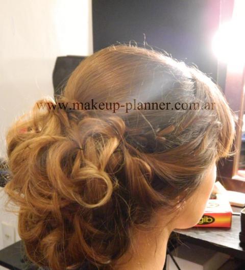 Peinado de novia recogido  | Casamientos Online
