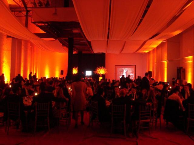 cena gala rompantica para 250 personas | Casamientos Online