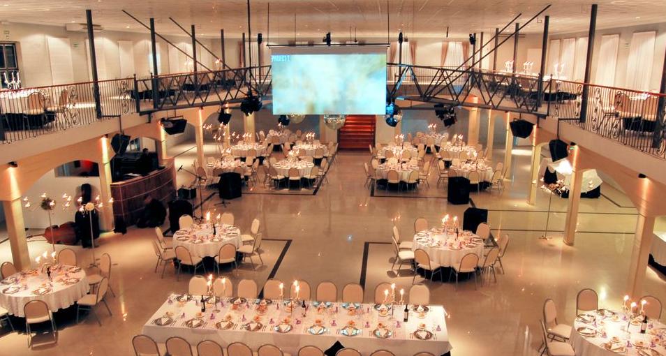 Festeja tu boda  en Greystone - Villa María